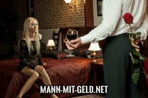 Reiche Frau sucht Partner