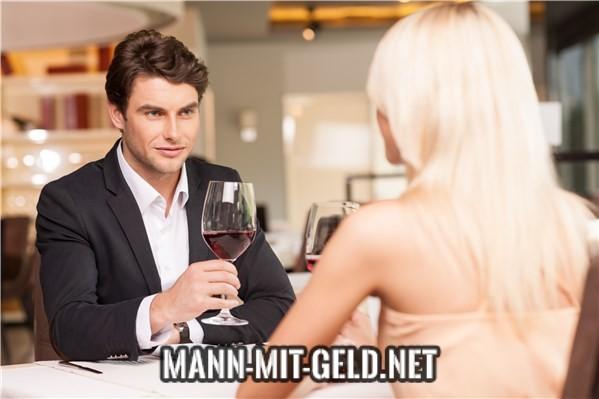 Reicher Single Mann
